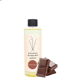 """Namų kvapo """"Šokoladas"""" papildymas, 200 ml"""