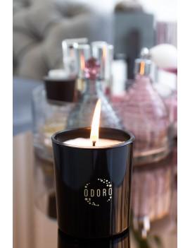 """Aromatinė žvakė ODORO """"Santalas"""""""
