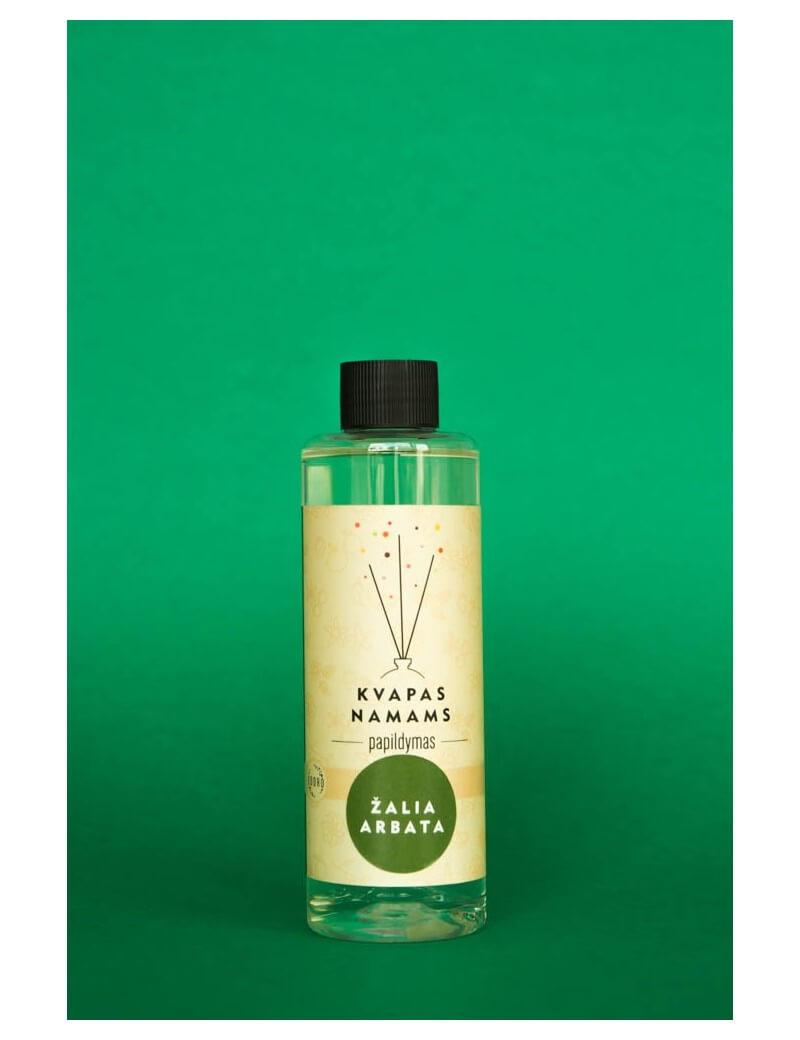 """Namų kvapo """"Žalia arbata"""" papildymas, 200 ml"""