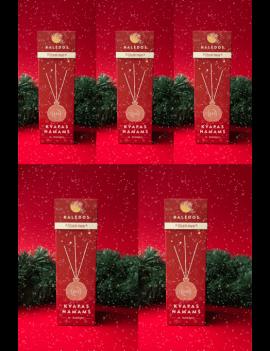 """Namų kvapas """"Kalėdos"""" 5 už 4 kainą"""