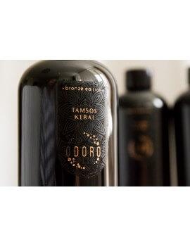 """Kvapo namams ODORO Bronze Edition papildymas """"Pačiulio džiazas"""", 300 ml"""