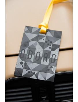 5 ODORO kvepiančių kortelių rinkinys