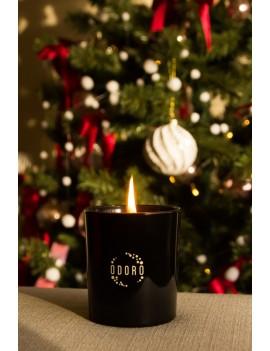 """Aromatinė žvakė ODORO """"Kalėdos"""""""