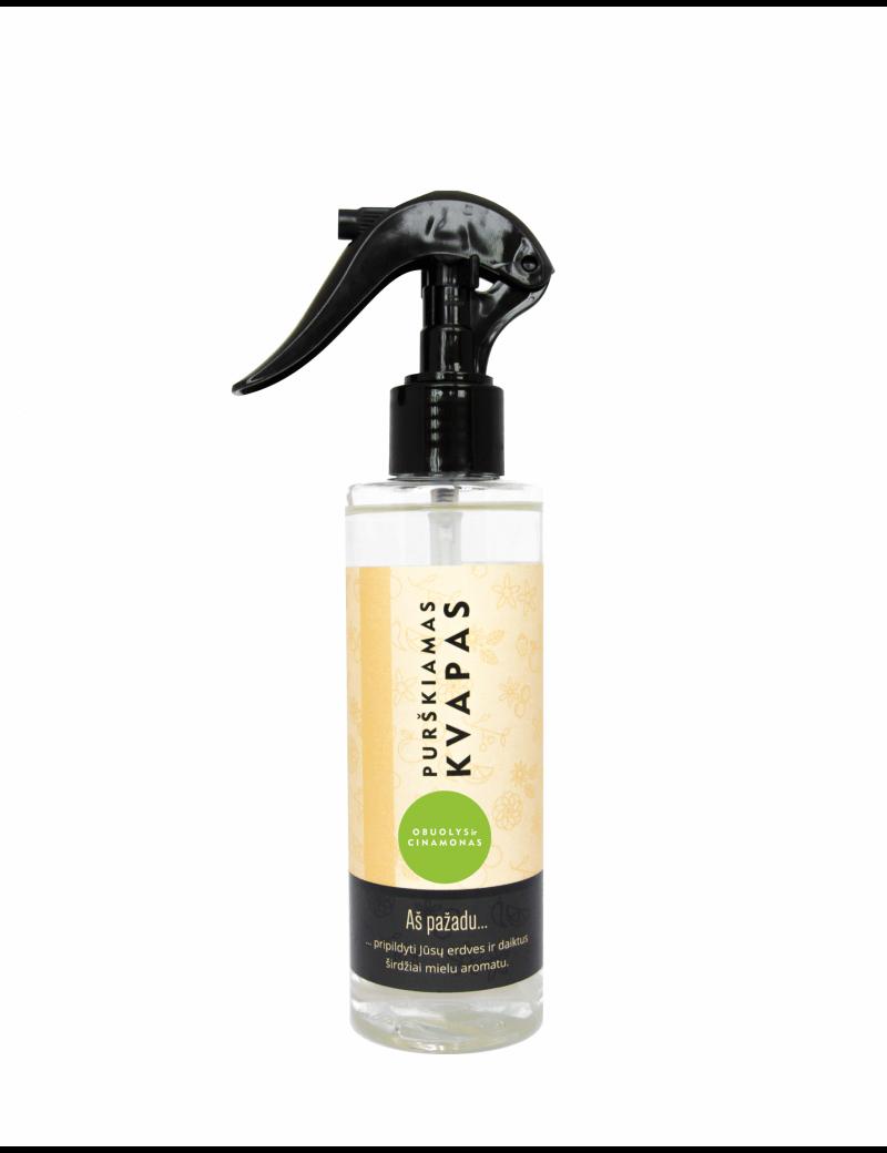 Obuolys ir cinamonas | Purškiamas kvapas 200 ml | Online