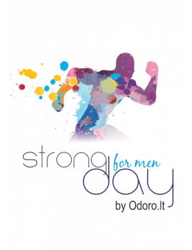 "Kvepalai ""Strong day"", 30 ml"