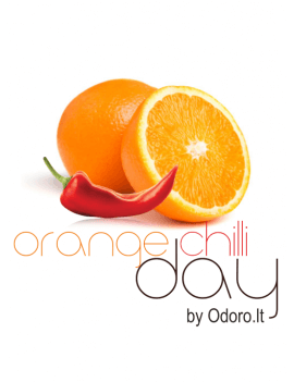 "Kvepalai ""Orange chilli day"", 20ml"
