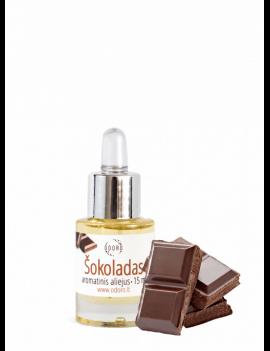 """Aromatinis aliejus """"Šokoladas"""", 15ML"""
