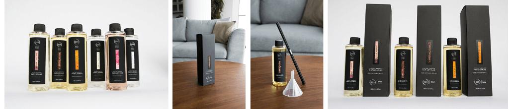 Namų kvapo papildymas 200 ml | MOOD