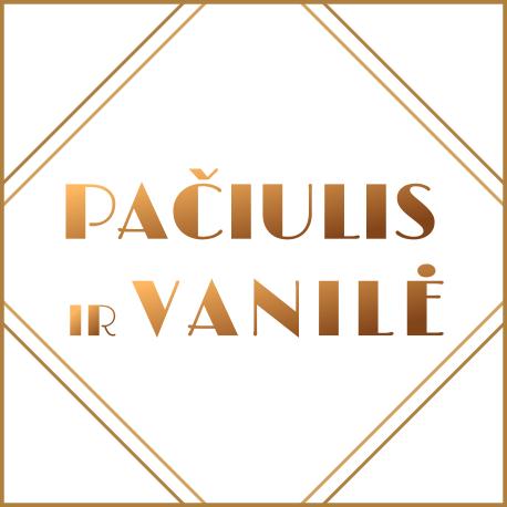 Pačiulis ir vanilė