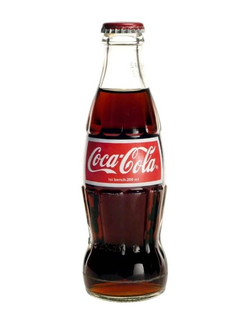 Coca cola kvapas